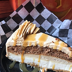 Sweet Potato Maple Cheesecake