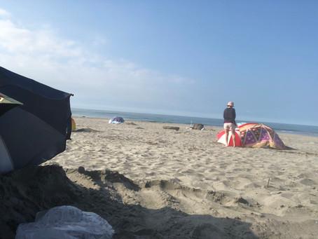 浜松 遠州灘 砂浴会 参加してきました