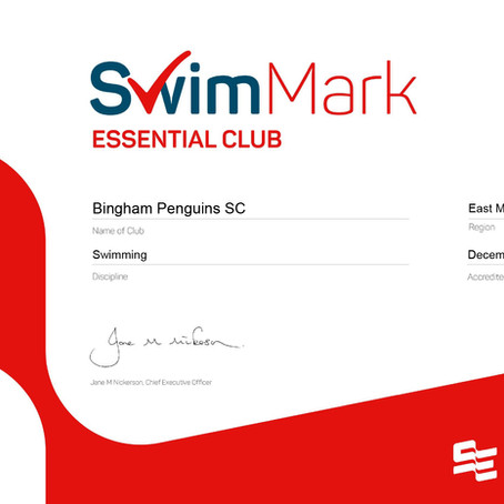 Swim Mark