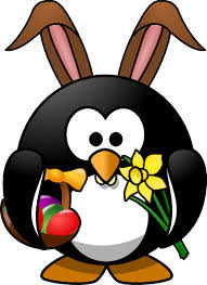 Happy Easter from all at Bingham Penguins 😁🐰