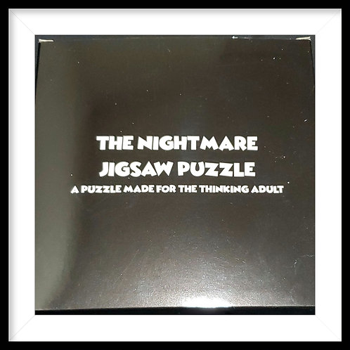 THE NIGHTMARE JIGSAW PUZZLE