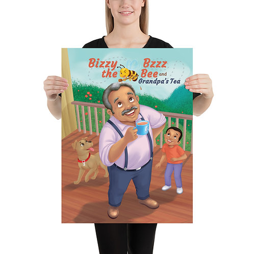 Bizzy & Grandpa Poster