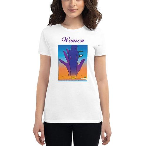 Women's Beauty short sleeve t-shirt