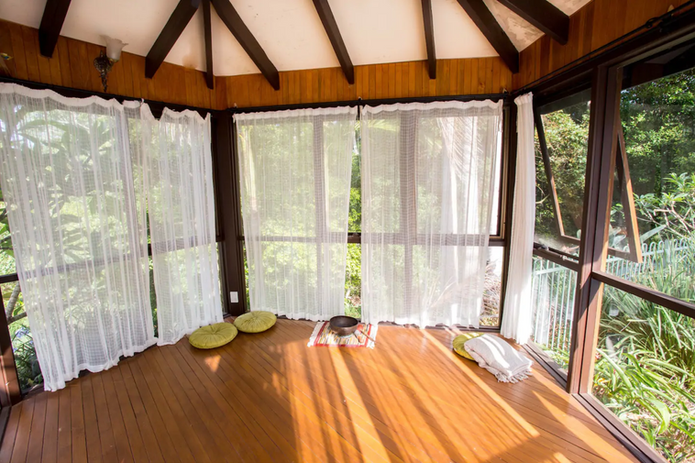 Yoga & Meditation Space
