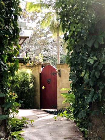 Gate to Secret Garden