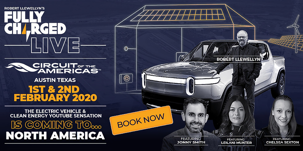 Fully Charged Comes to Austin