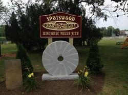 Spotswood Memorial