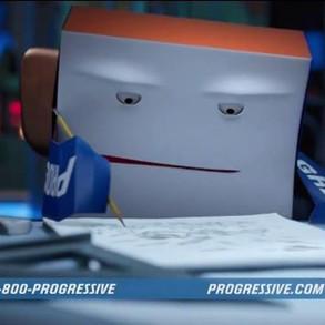 """Progressive """"Box"""" Commercials"""