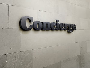 A building signage for 'Concierge'..jpg
