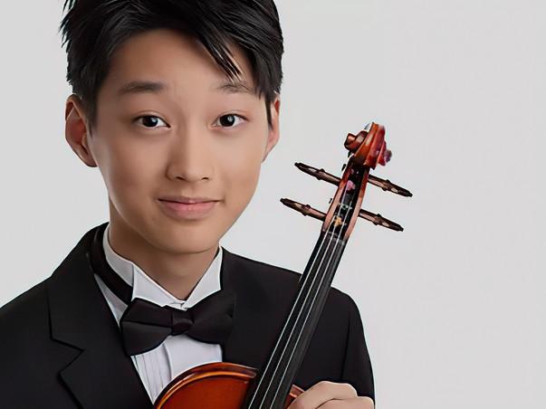 Ian Song, Age 14