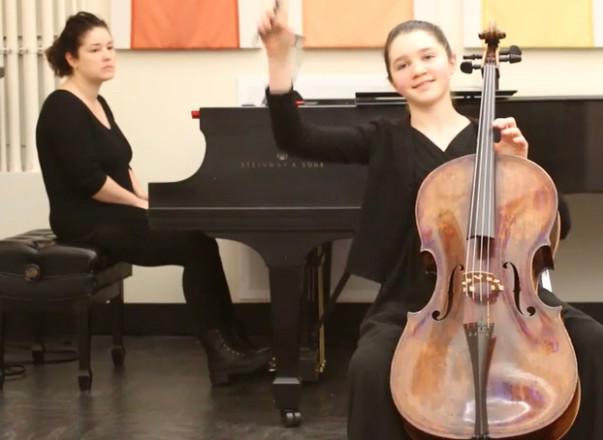 Introducing YAD! Performer, 14-year-old Angela Rose Padula