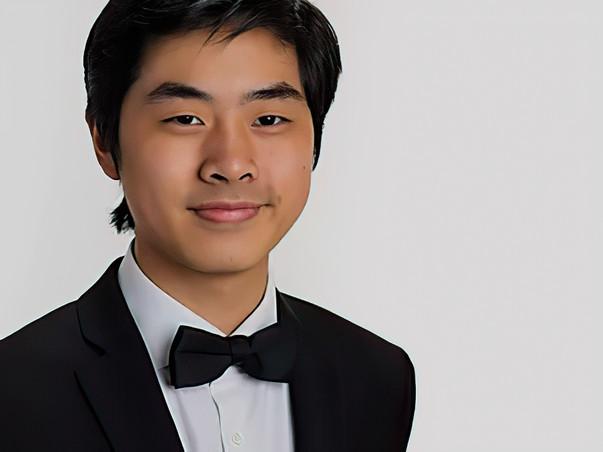 Adam Pua, Age 18