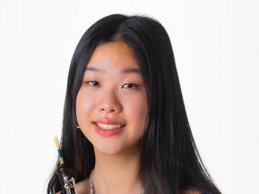 Abigail Kim, age 17, oboist