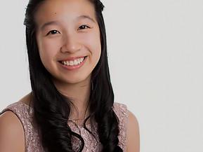 Claire Ku, Age 15