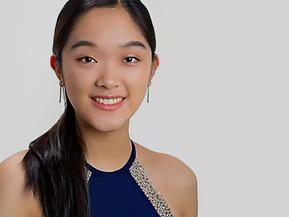 Natalie Tan, Age 18