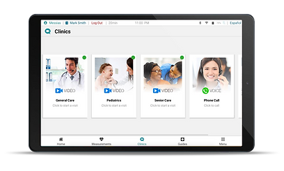 GALE Telehealth Platform