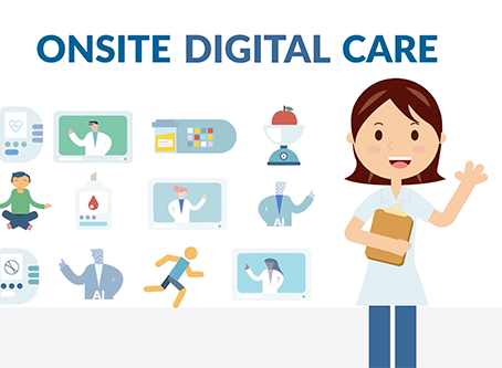 Employers Healthcare Kiosks: Creating Onsite Digital Health Centers