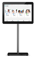 ELO monitor with GALE Telehealth platform