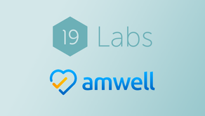 AmWell and 19Labs Partner for Point of Care Solutions