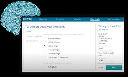 GALE Healthcare AI Telemedicine