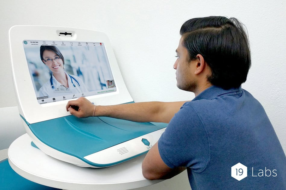 19Labs introduces GALE Digital Health Centers to drive on-site telehealth utilization
