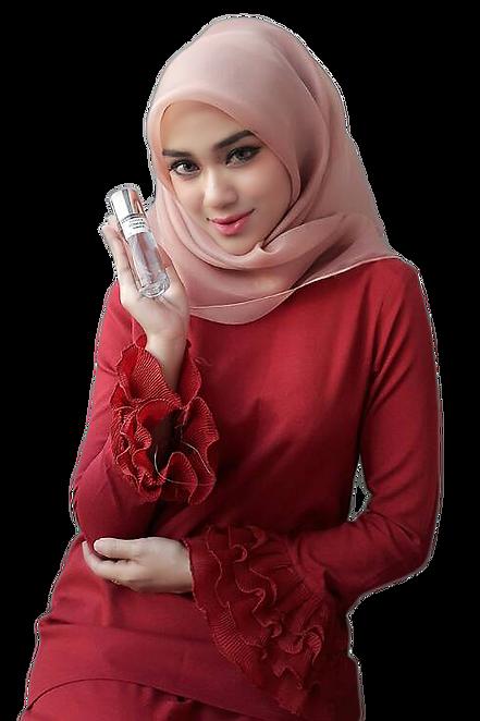 Model Syahera Perfume HQ