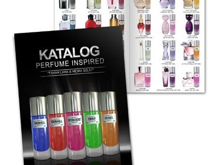 Katalog Perfume Inspired Vol 2