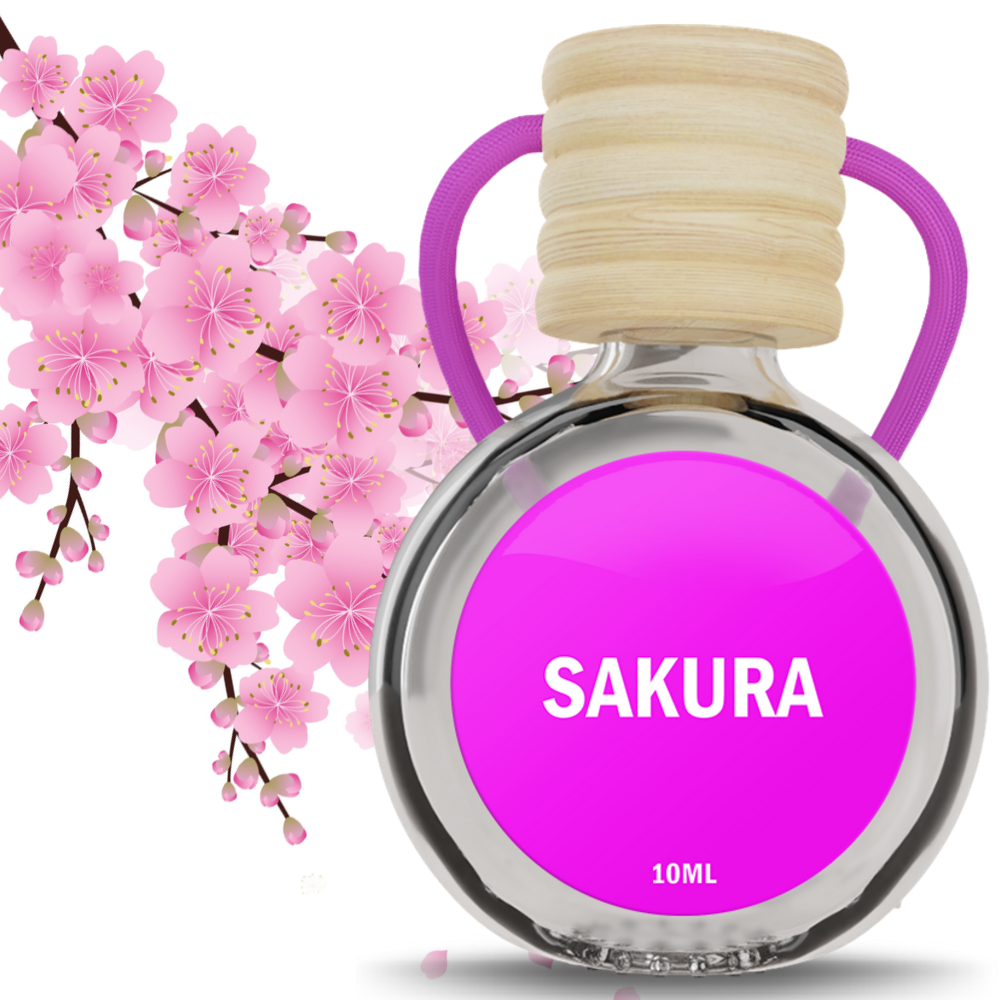 Pewangi kereta sakura