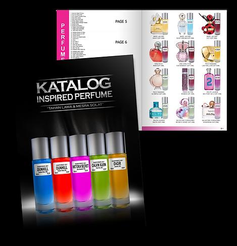 Katalog Perfume Inspired