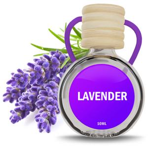 Perfume kereta lavender