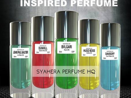 Apa itu perfume inspired?