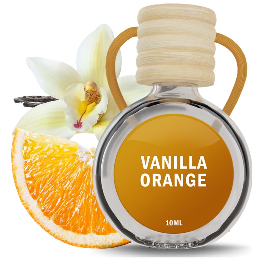 Perfume kereta Vanilla Orange