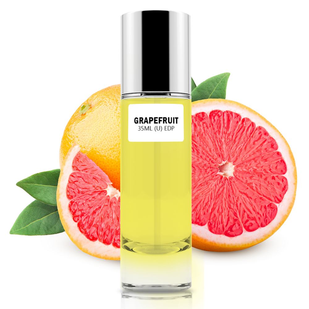 Perfume buah grapefruit