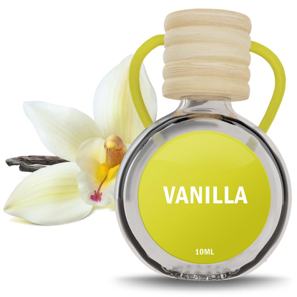 Perfume kereta Vanilla
