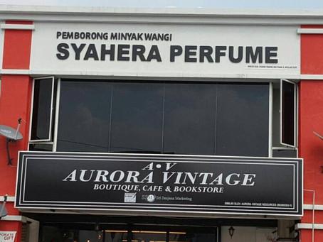 Perfume kereta borong