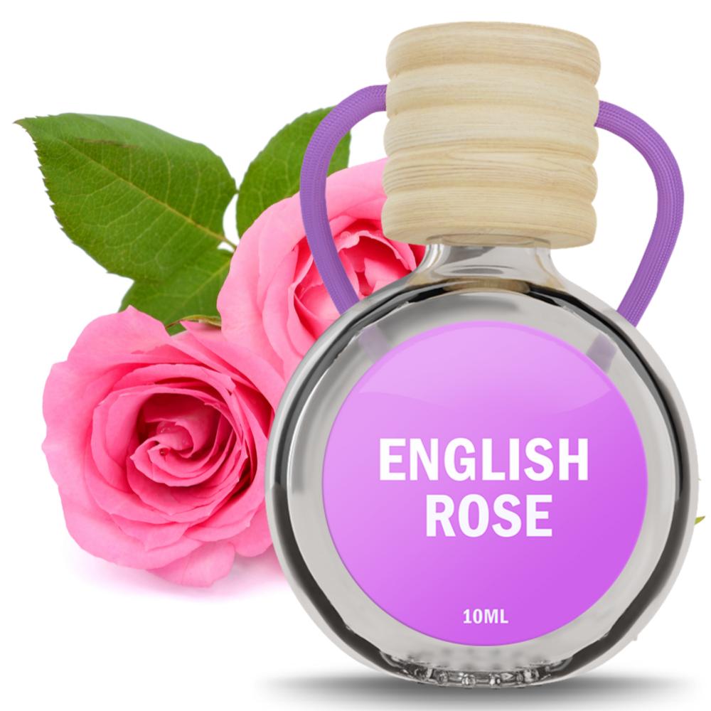 Pewangi kereta English Rose