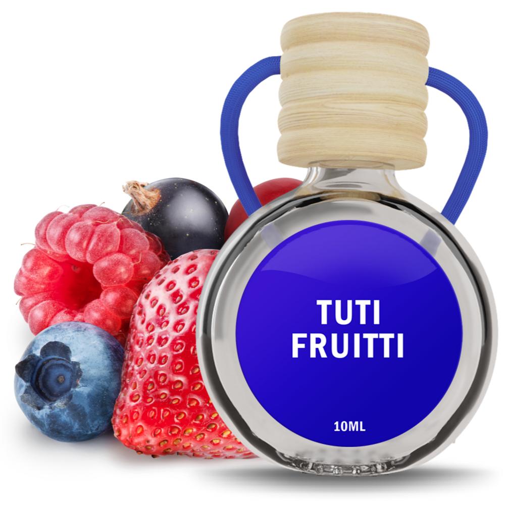 Pewangi kereta Tuti Frutti