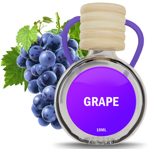 Perfume kereta Grape