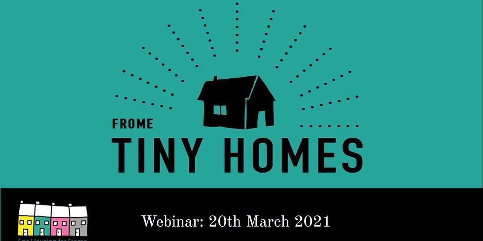 Tiny Homes - webinar