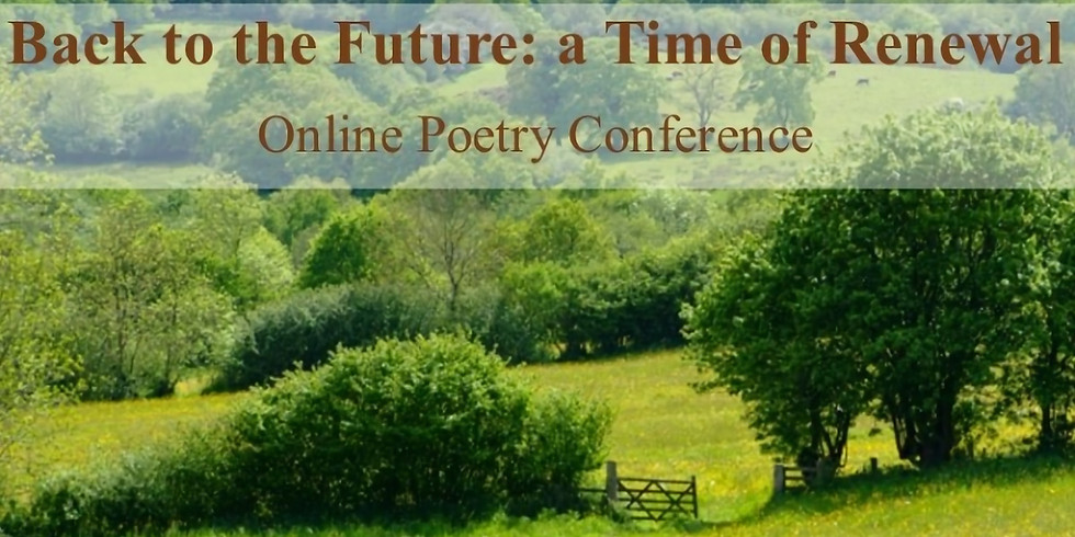 Zoom Poetry Conference in 3 sessions