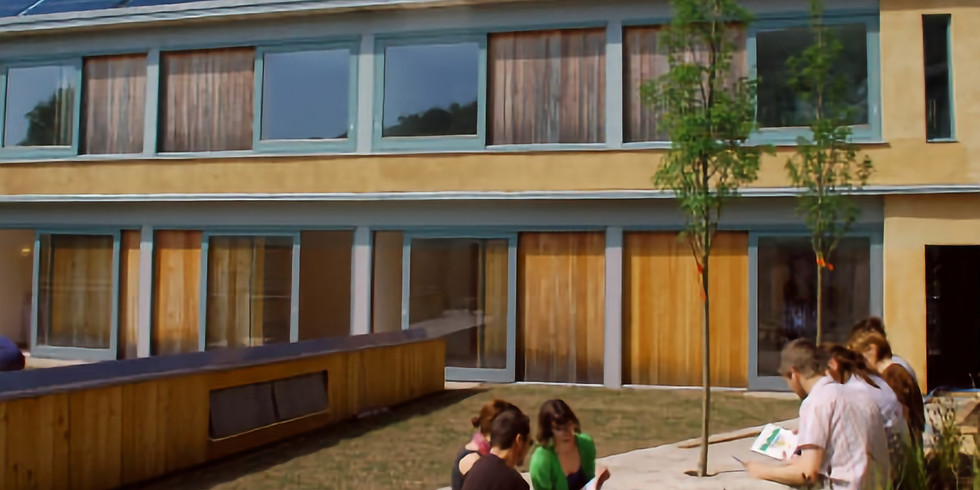 Free Webinar: Sustainable housing - past, present & future