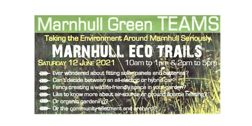 Marnhull: Eco Trails & Nature Spots
