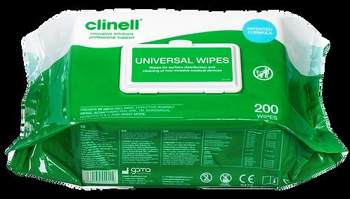 Clinell Universal Doekjes CW200