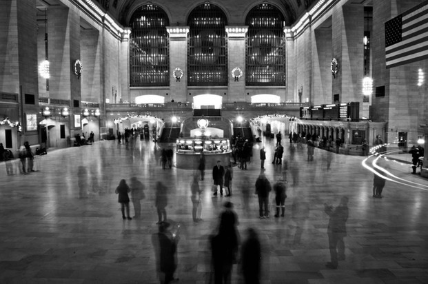 Grand Central Station.NYC