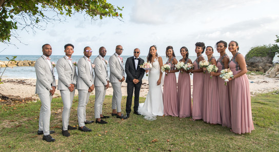 Photo témoins mariage