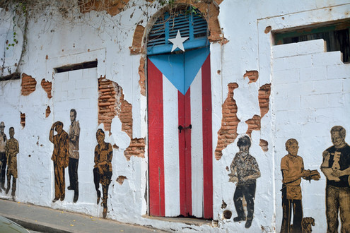 Old City. San-Juan. Puerto-Rico