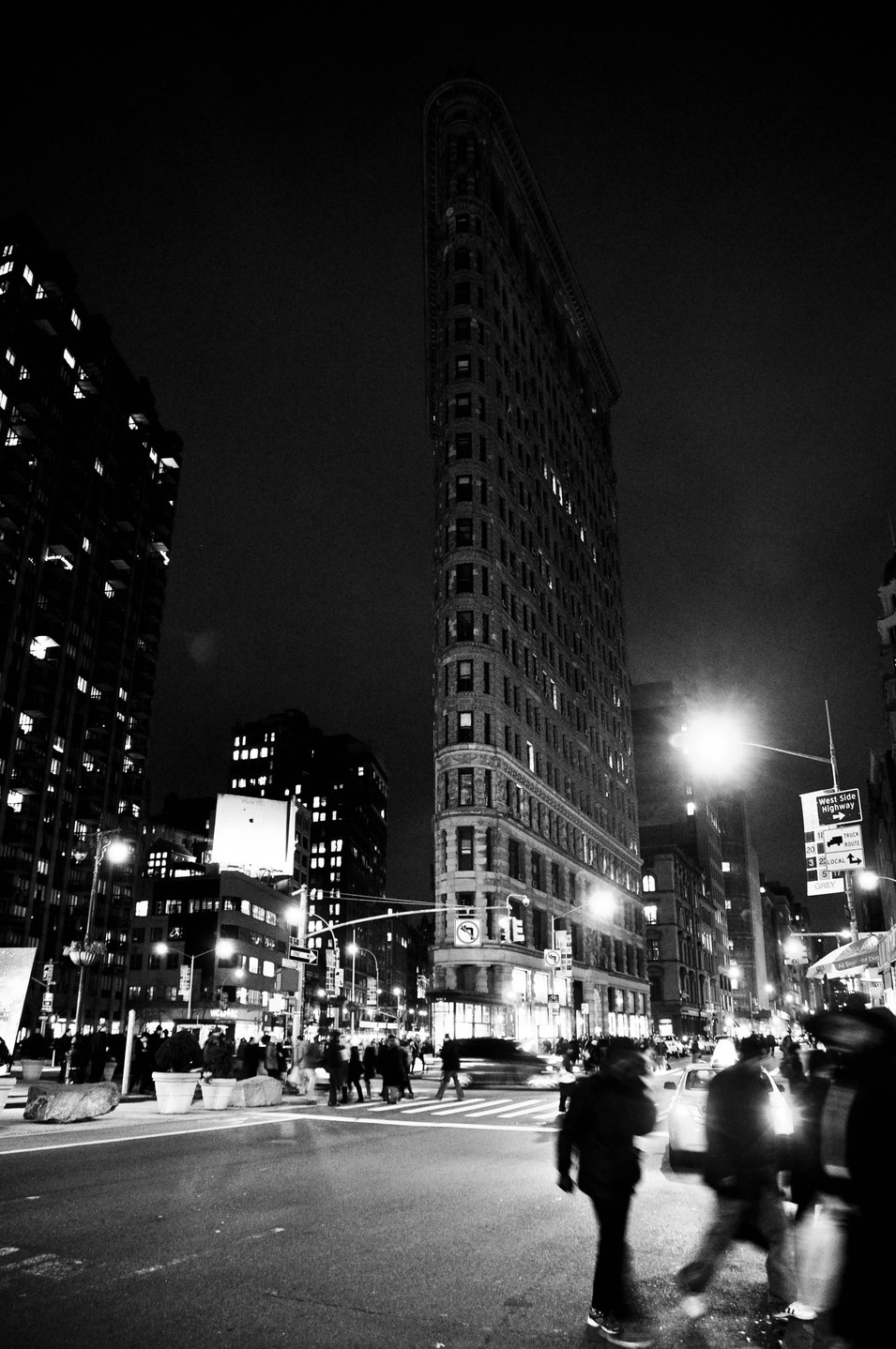 Flat Iron Building.NYC