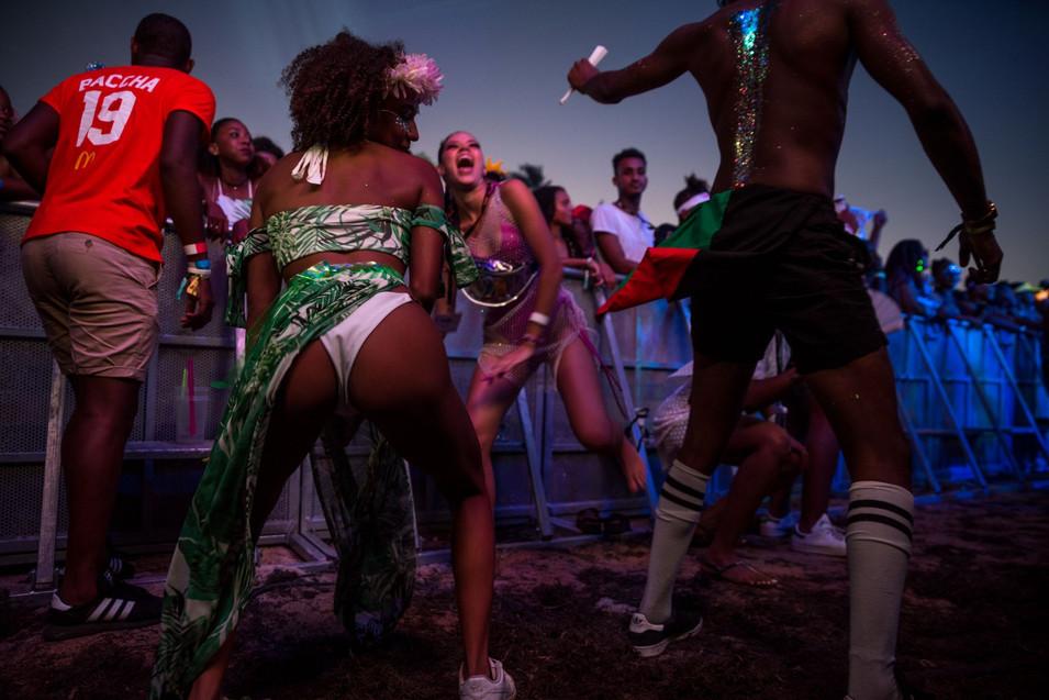 Baccha Festival. Août 2019