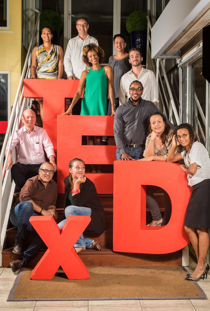 TedX Guadeloupe. Janvier 2018