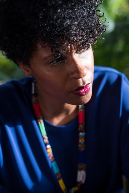 Sandra Bisson. Juin 2018